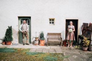Hochzeitsfoto von Elisabeth und Johannes in Regensburg
