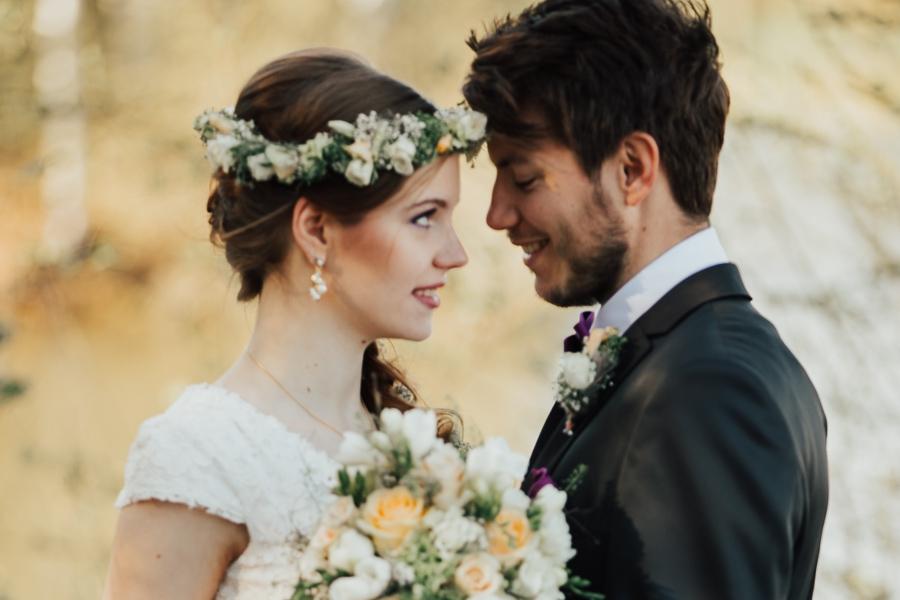 Brautpaarshooting Bayern