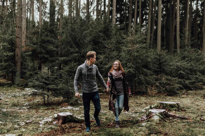 Herbstshooting im Wald 21