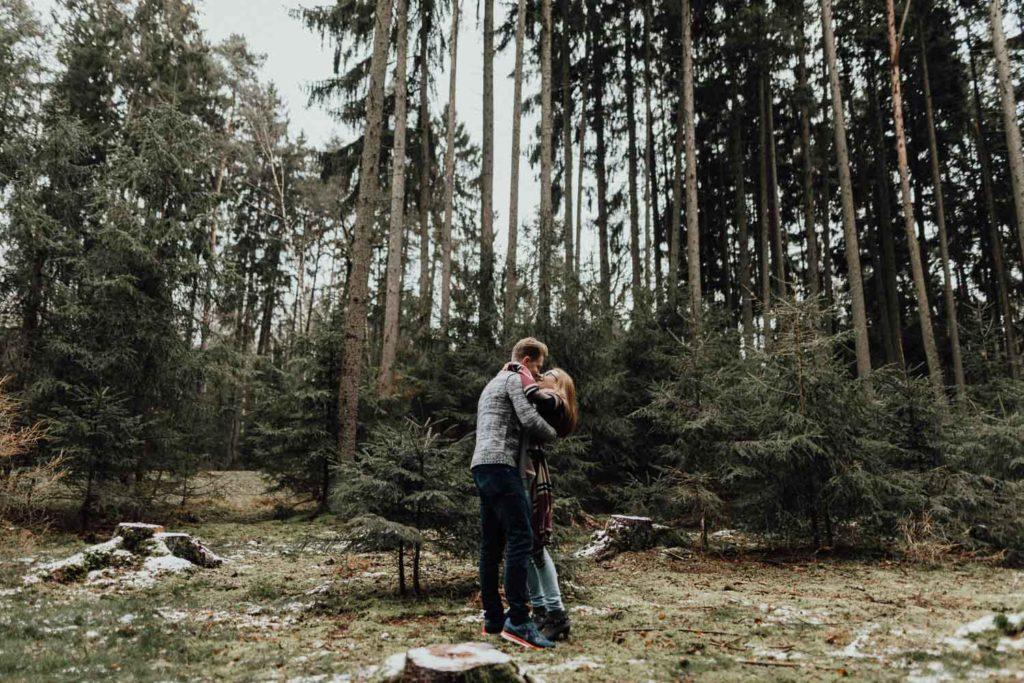Herbstshooting im Wald 6