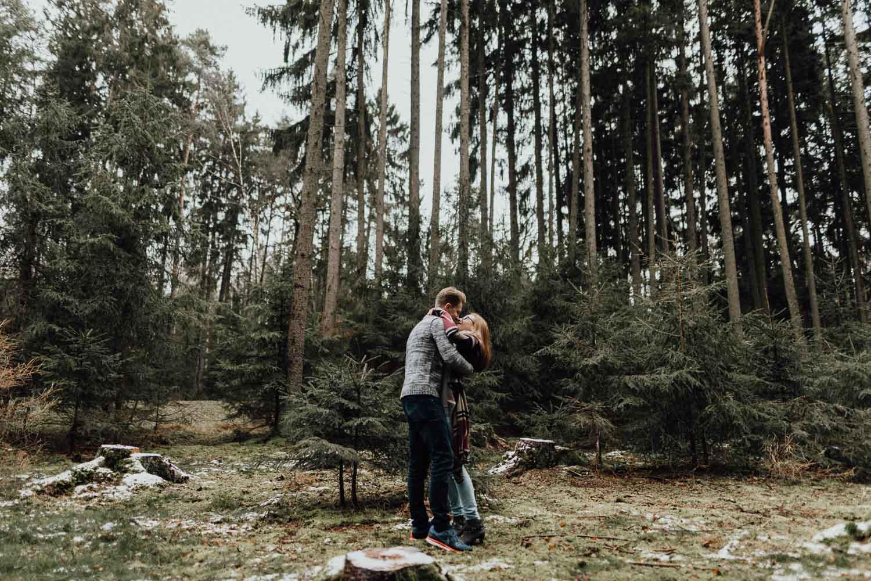 Herbstshooting im Wald 20