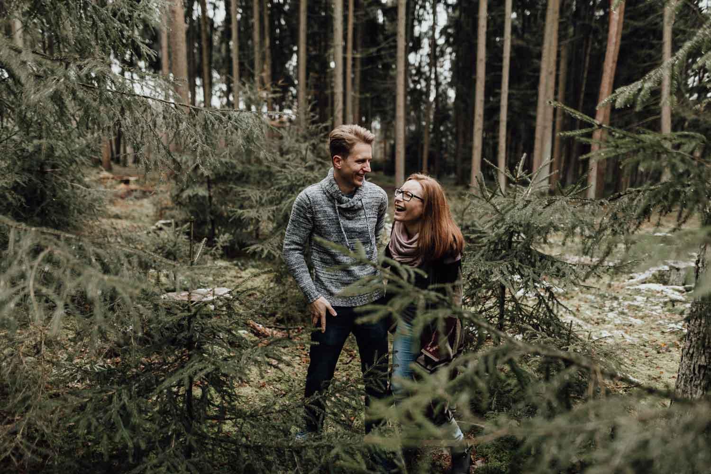 Herbstshooting im Wald 19
