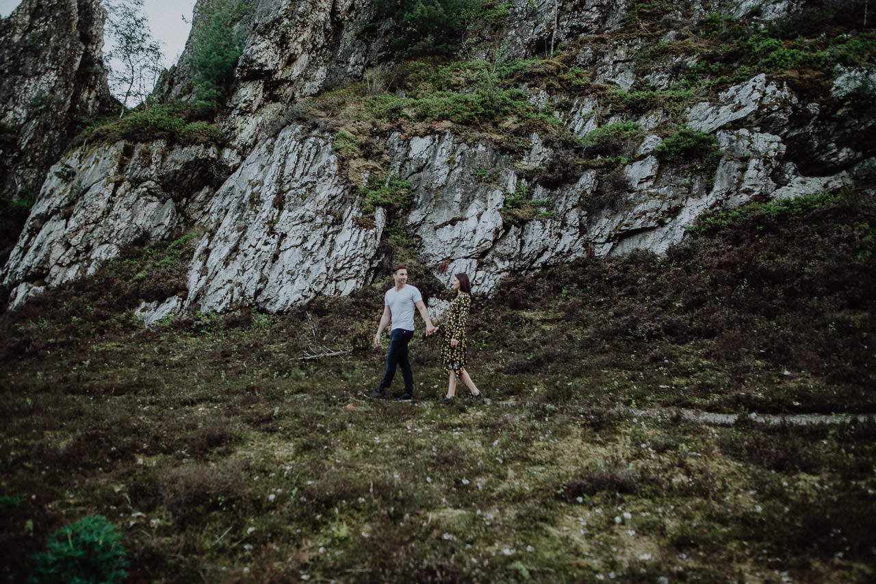 Bayerischer Wald Paarshooting 21