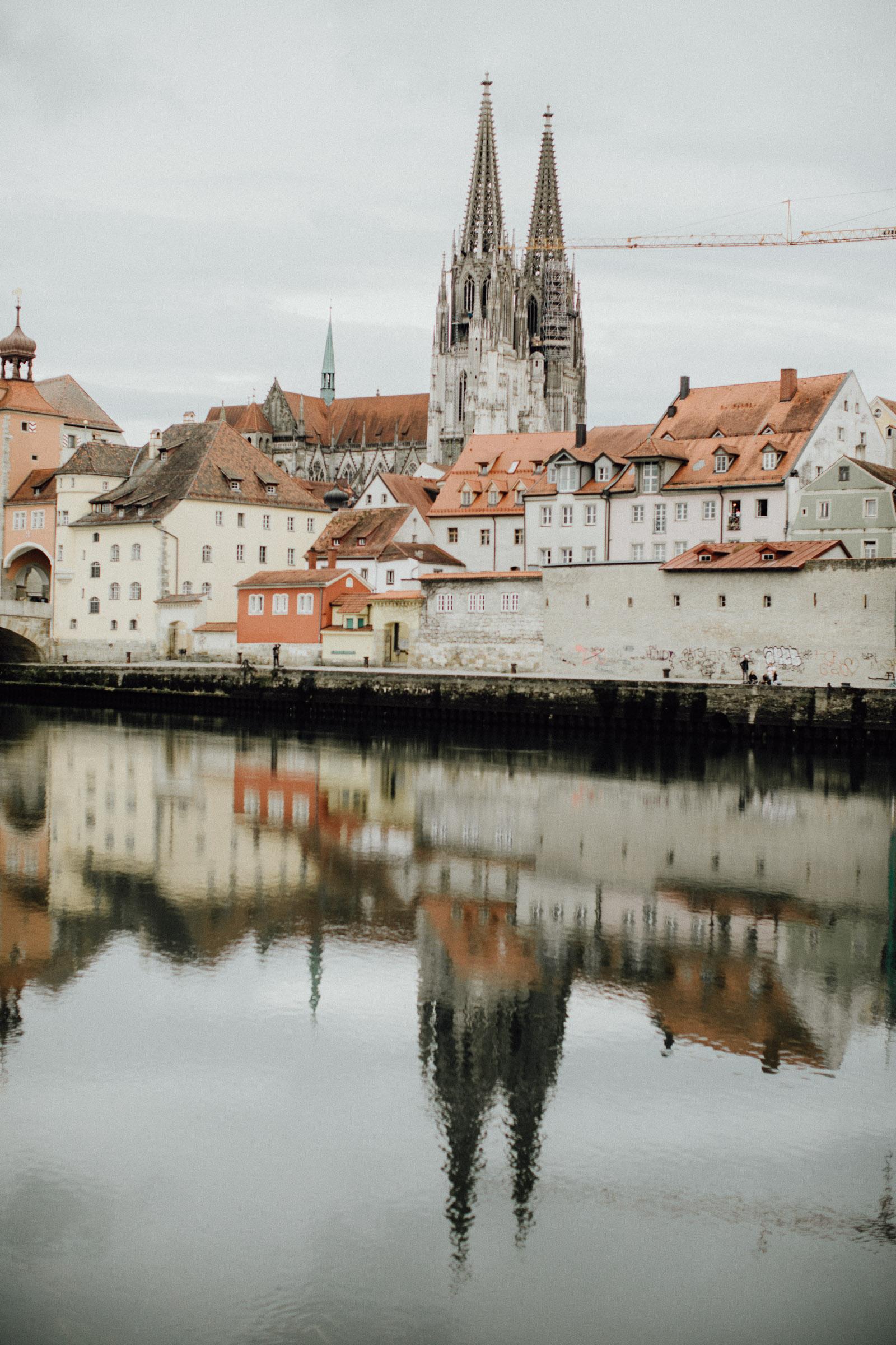 Regenhochzeit in der Basilika St. Emmeram in Regensburg 143