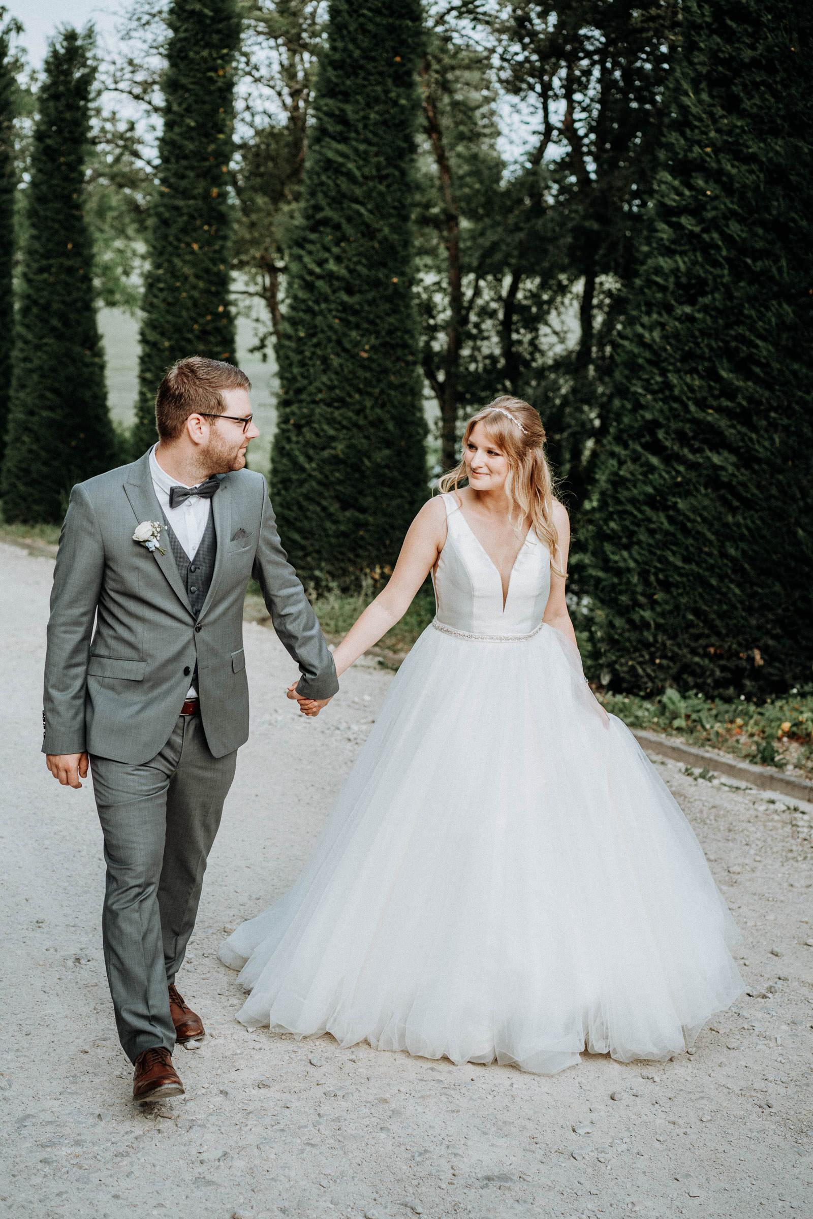 Greenery Wedding von Sabrina und Alex im Flora Mediterranea 25