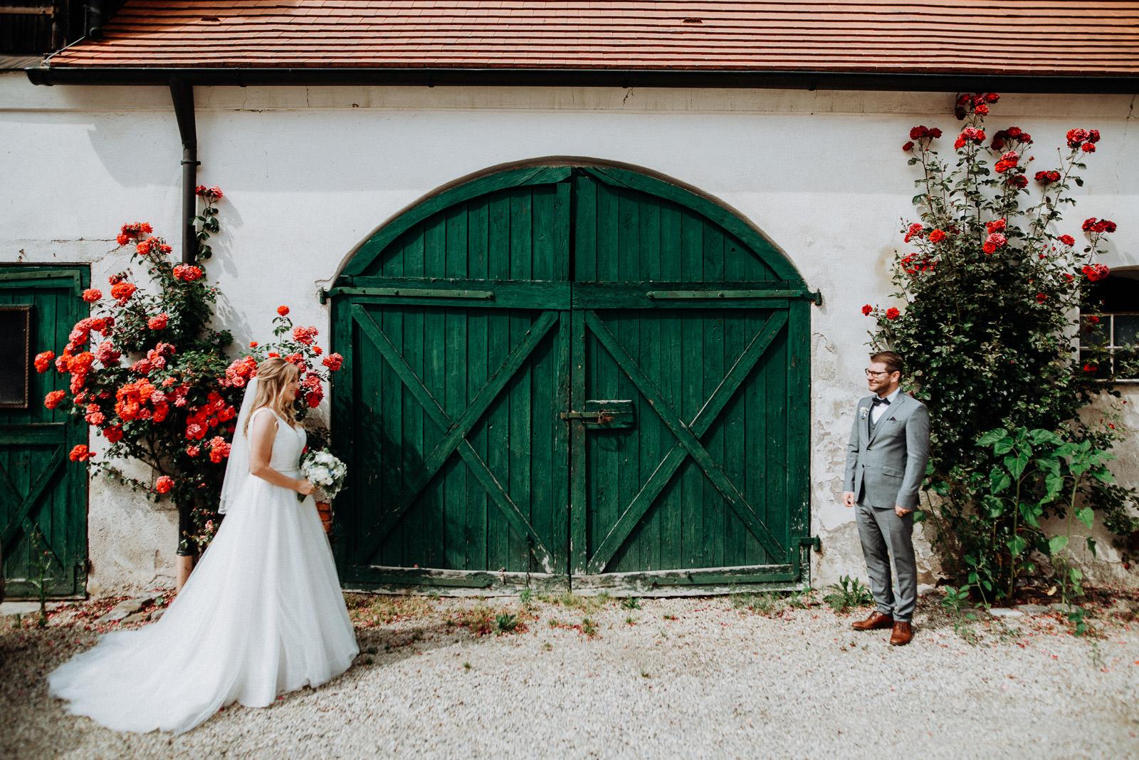 Greenery Wedding von Sabrina und Alex im Flora Mediterranea 33