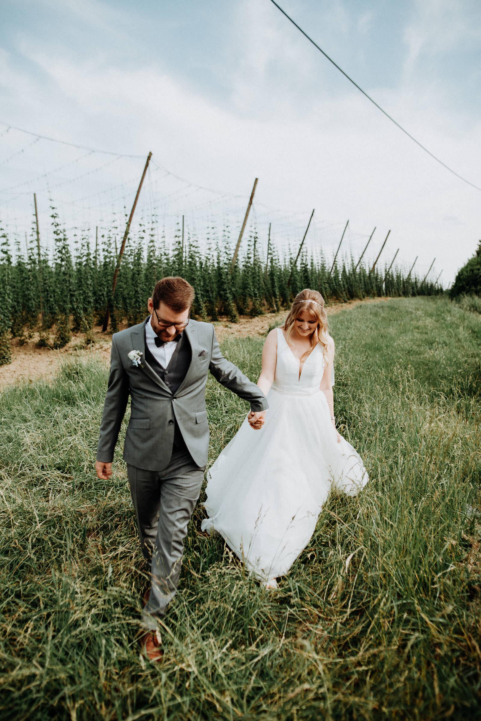 Greenery Wedding von Sabrina und Alex im Flora Mediterranea 34