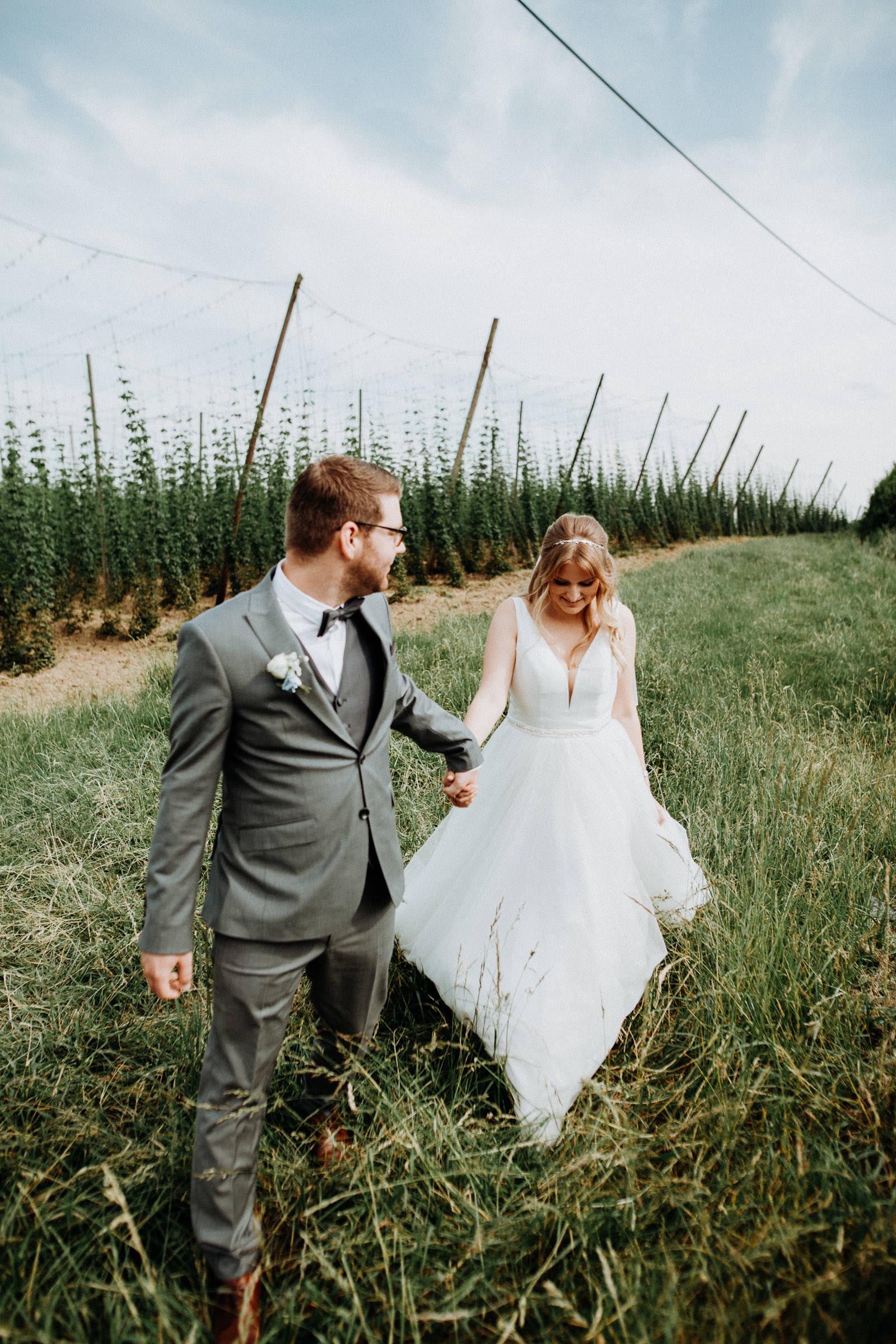 Greenery Wedding von Sabrina und Alex im Flora Mediterranea 35