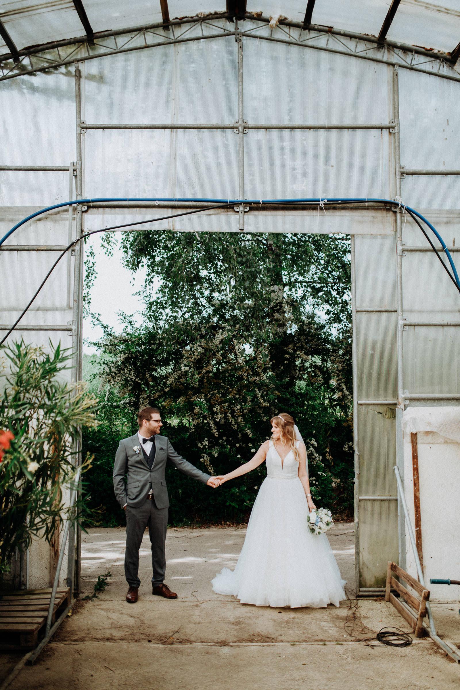 Greenery Wedding von Sabrina und Alex im Flora Mediterranea 37