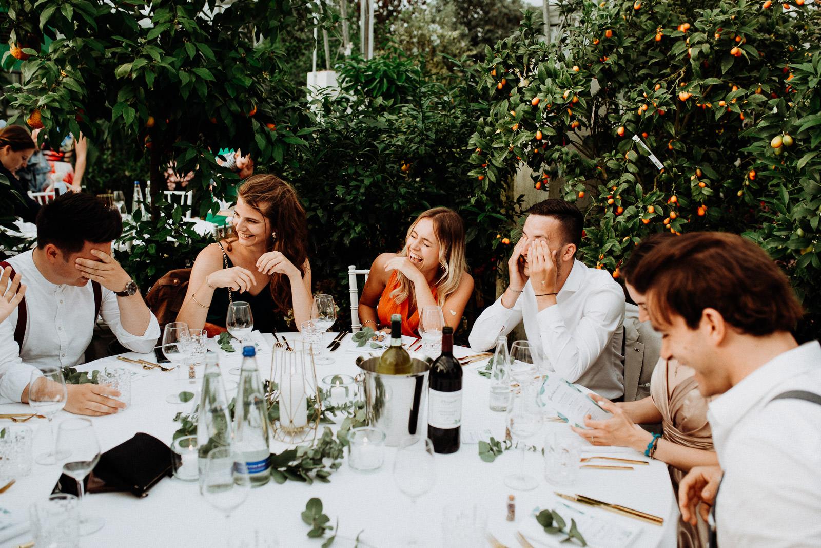 Greenery Wedding von Sabrina und Alex im Flora Mediterranea 40