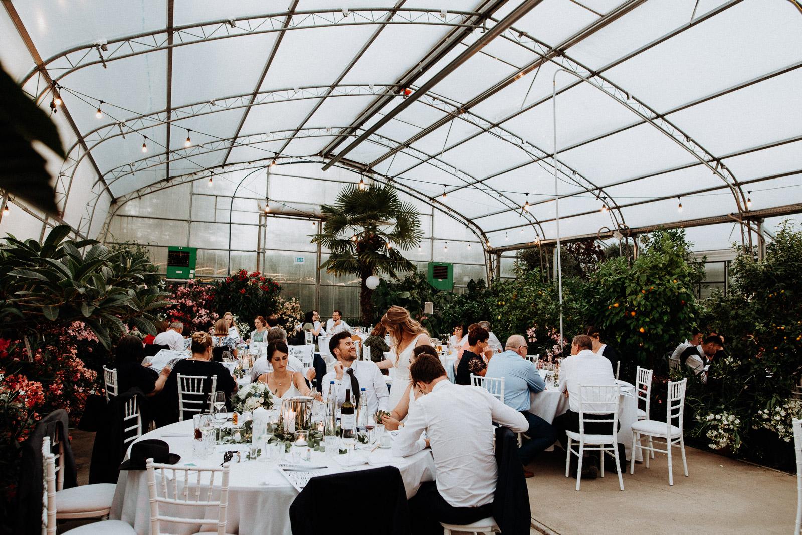Greenery Wedding von Sabrina und Alex im Flora Mediterranea 41