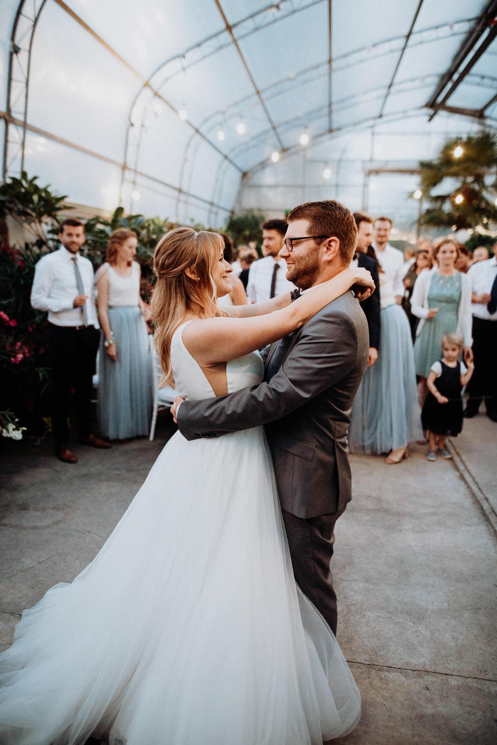Greenery Wedding von Sabrina und Alex im Flora Mediterranea 42