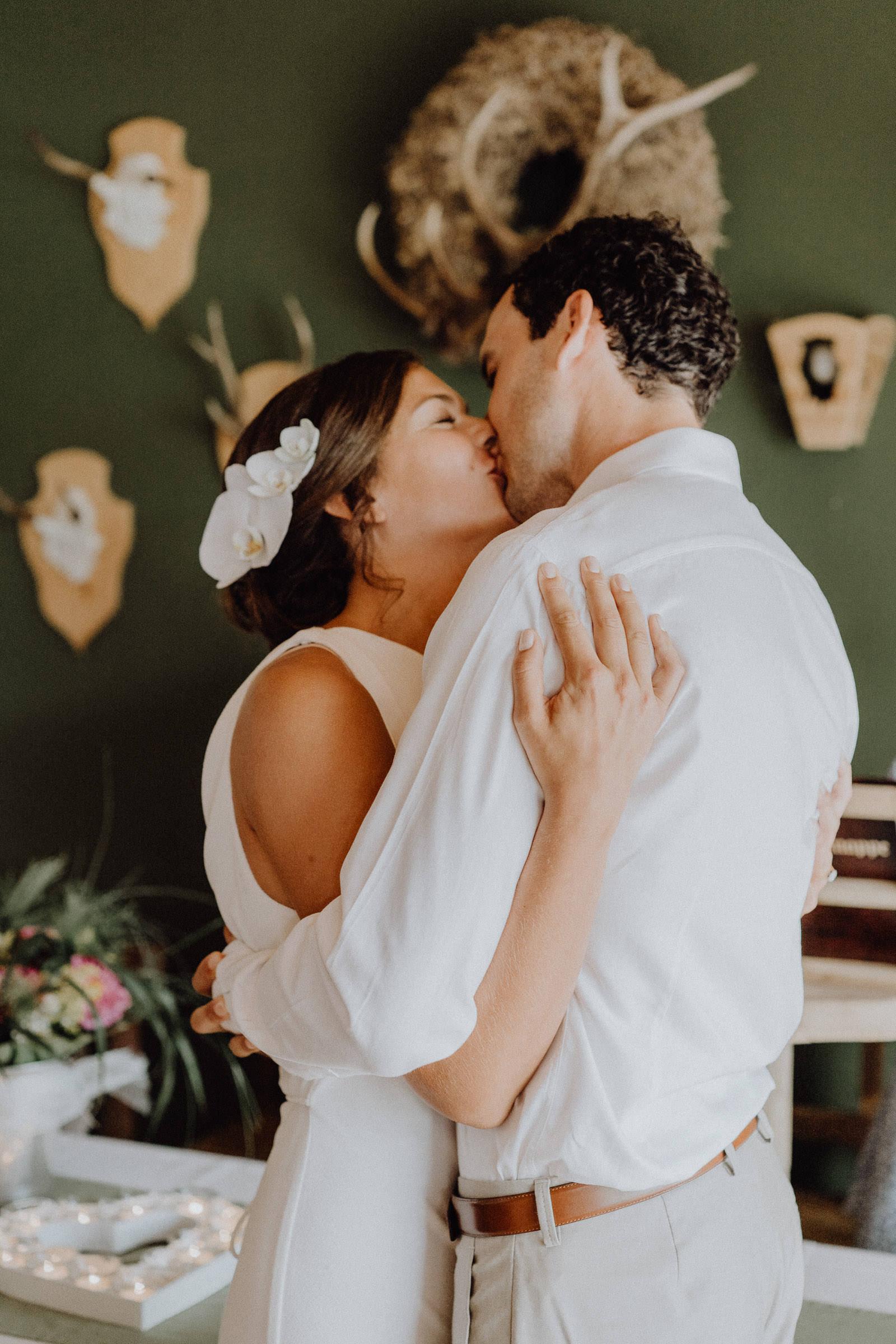 Bayrisch-Kolumbianische Hochzeit im bayerischen Wald 49