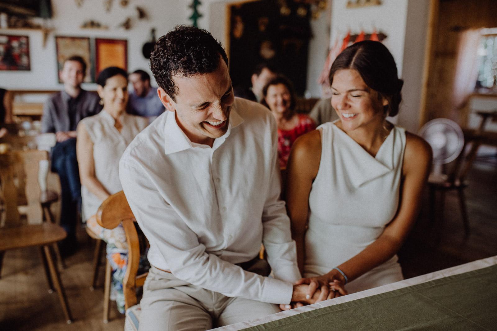 Bayrisch-Kolumbianische Hochzeit im bayerischen Wald 52