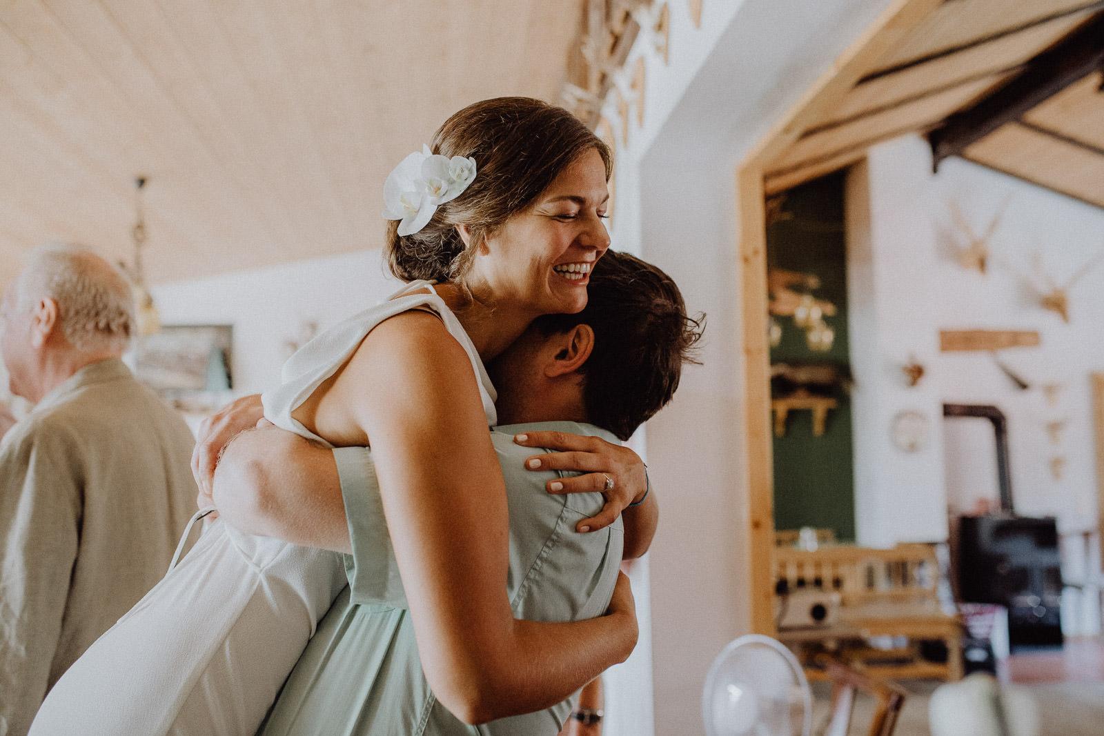 Bayrisch-Kolumbianische Hochzeit im bayerischen Wald 53