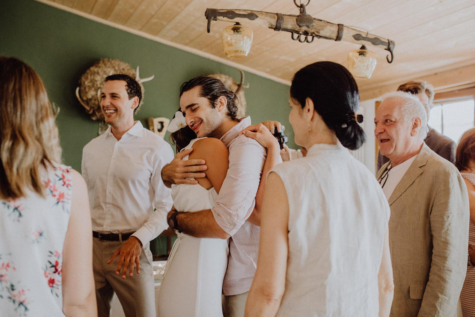 Bayrisch-Kolumbianische Hochzeit im bayerischen Wald 55
