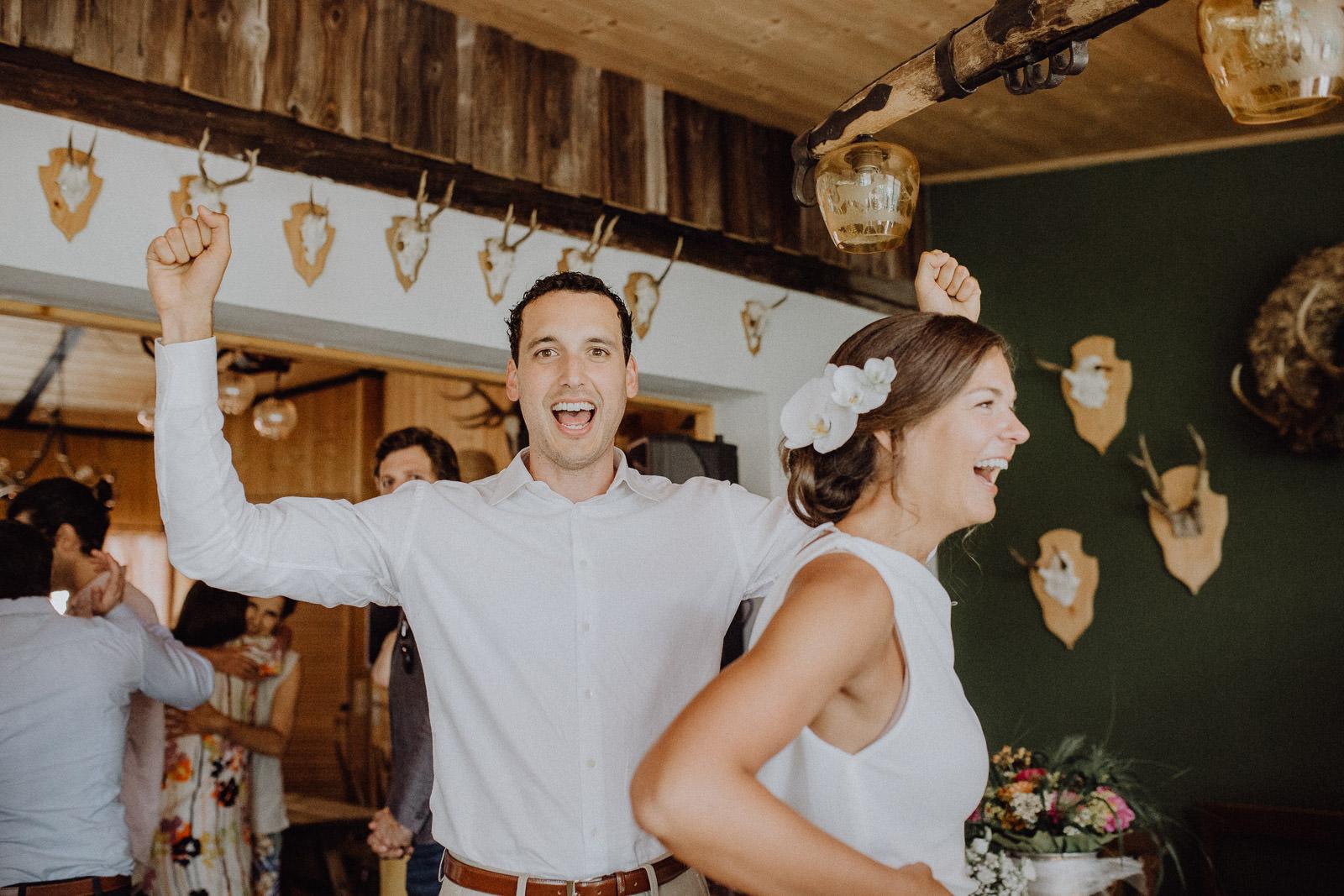 Bayrisch-Kolumbianische Hochzeit im bayerischen Wald 56