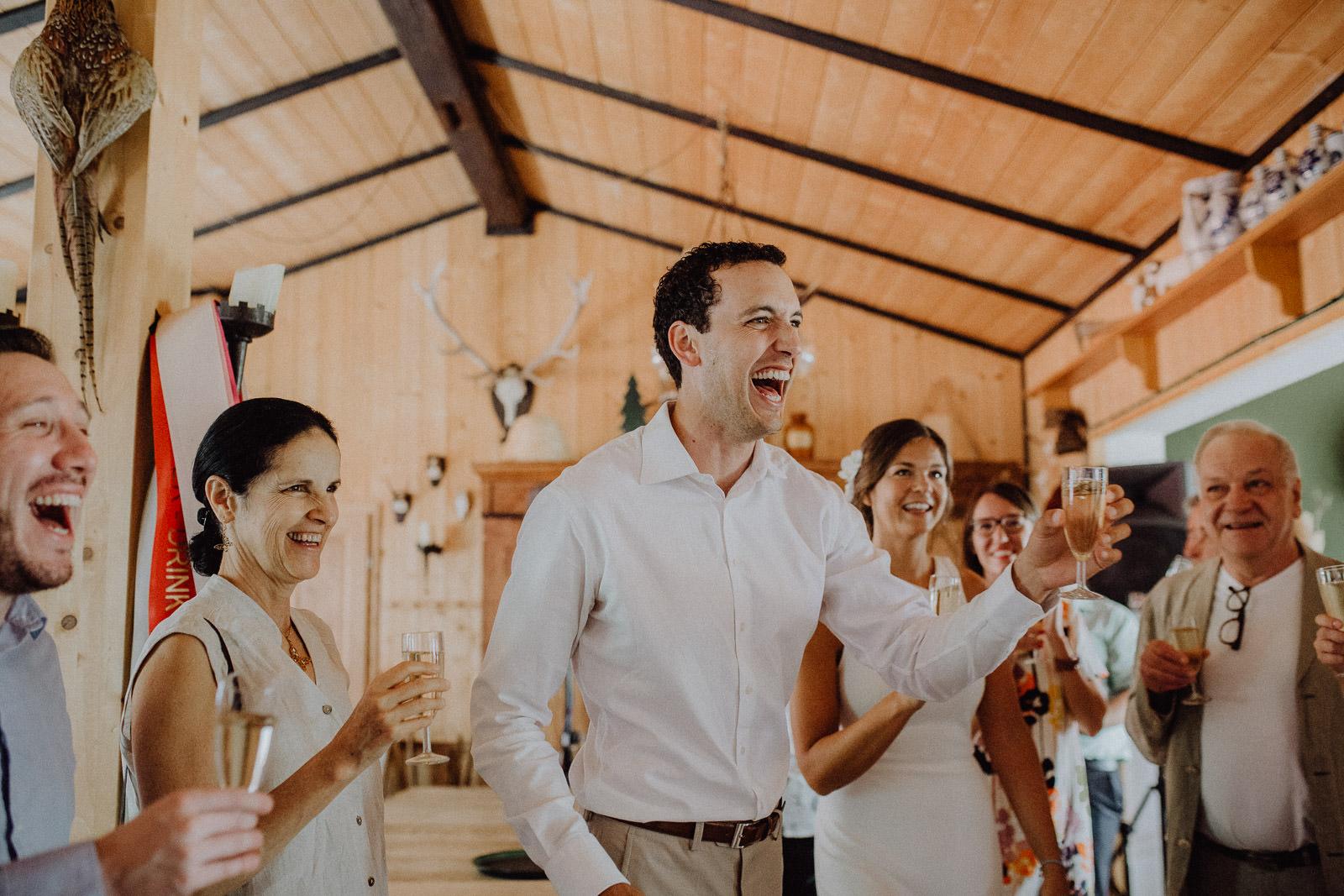 Bayrisch-Kolumbianische Hochzeit im bayerischen Wald 59
