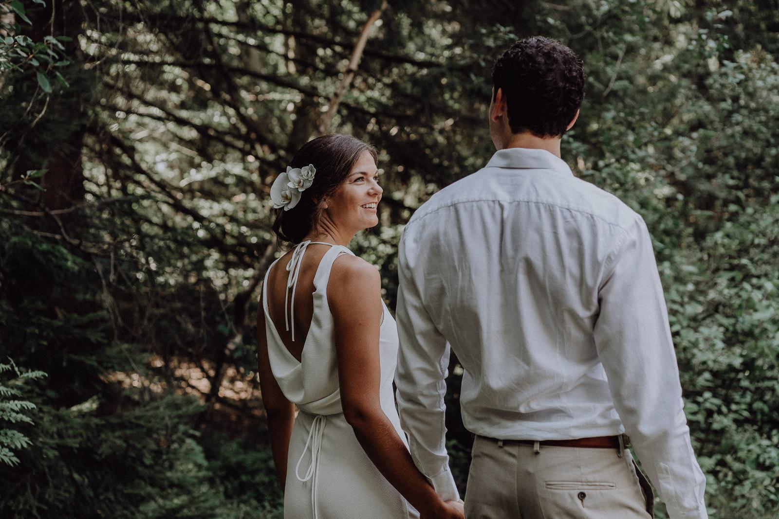 Bayrisch-Kolumbianische Hochzeit im bayerischen Wald 63