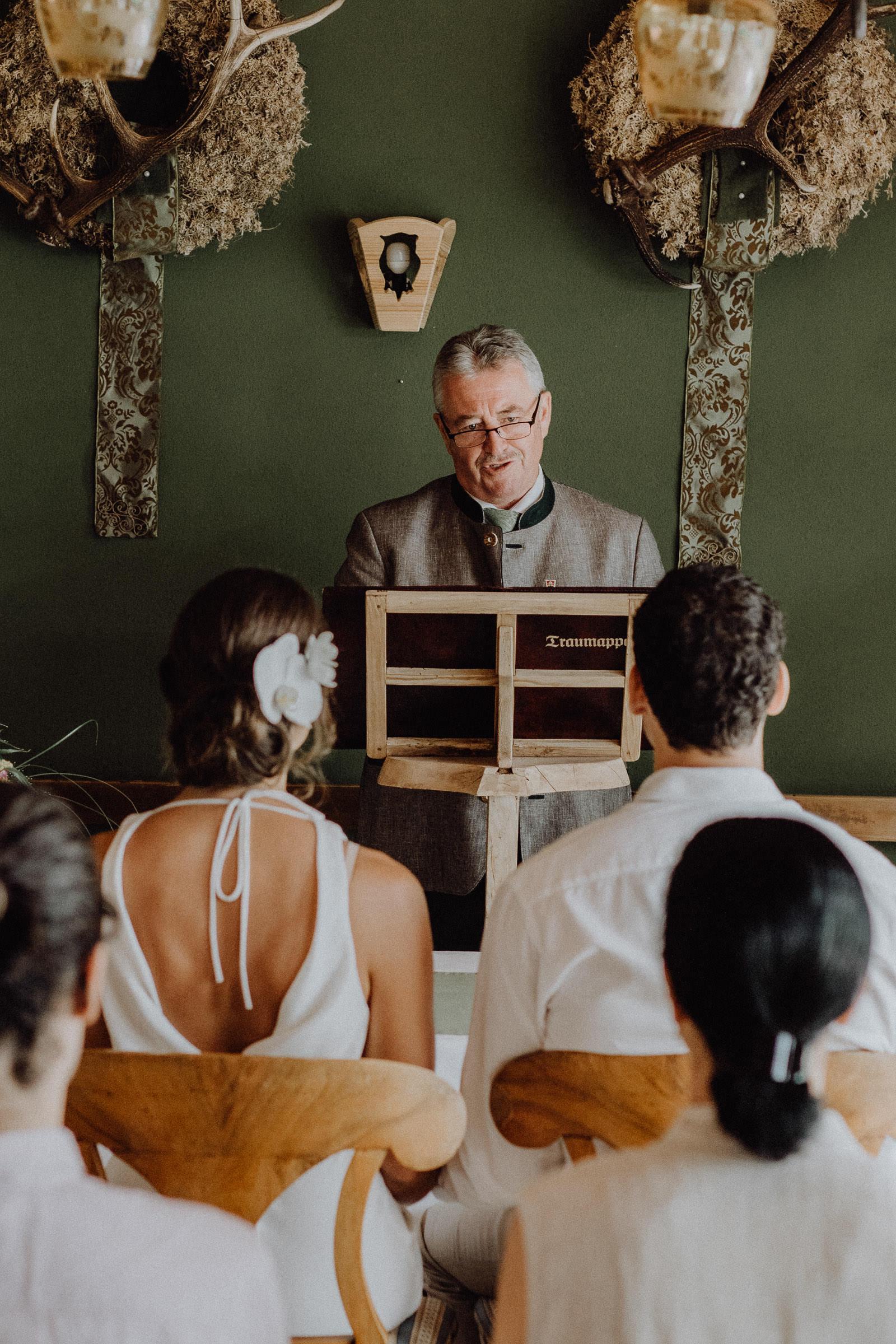 Bayrisch-Kolumbianische Hochzeit im bayerischen Wald 43