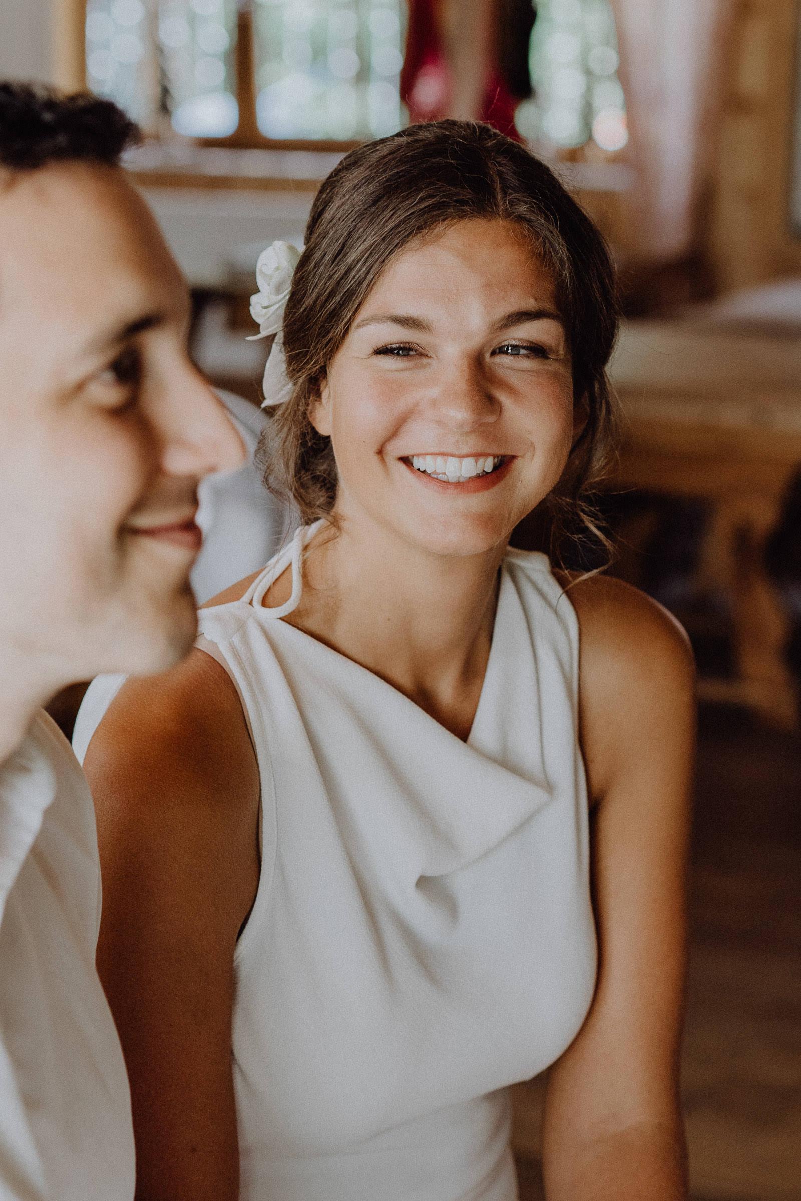 Bayrisch-Kolumbianische Hochzeit im bayerischen Wald 45