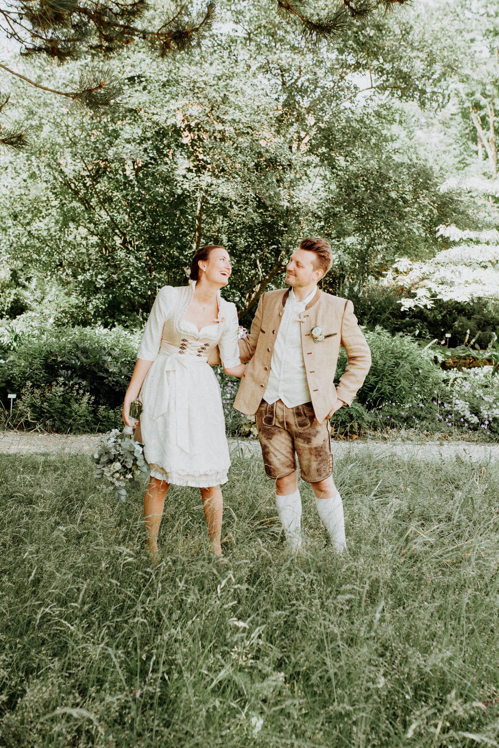Standesamtliche Hochzeit in Freising, Weihenstephan 13