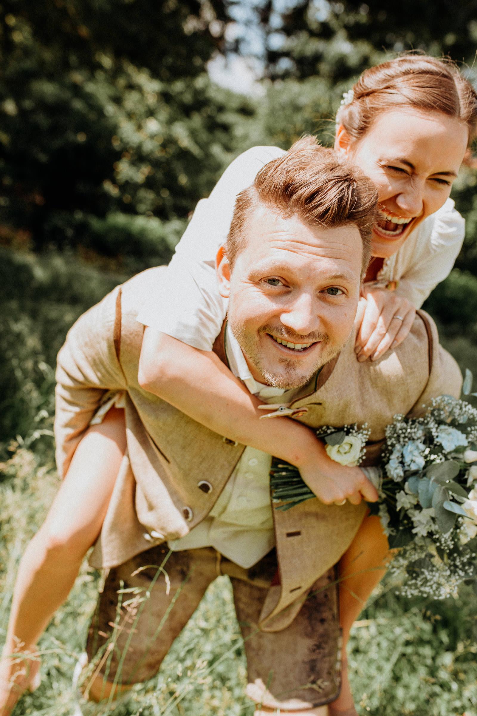 Standesamtliche Hochzeit in Freising, Weihenstephan 14