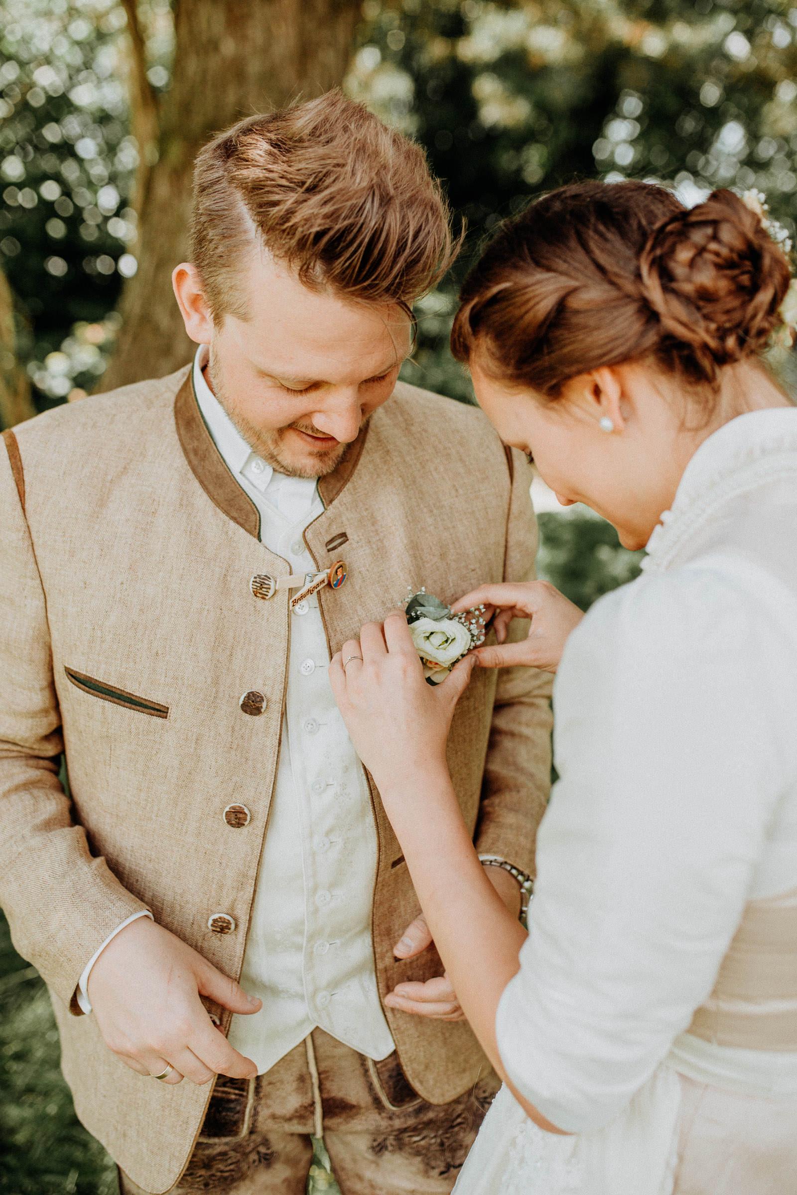 Standesamtliche Hochzeit in Freising, Weihenstephan 15