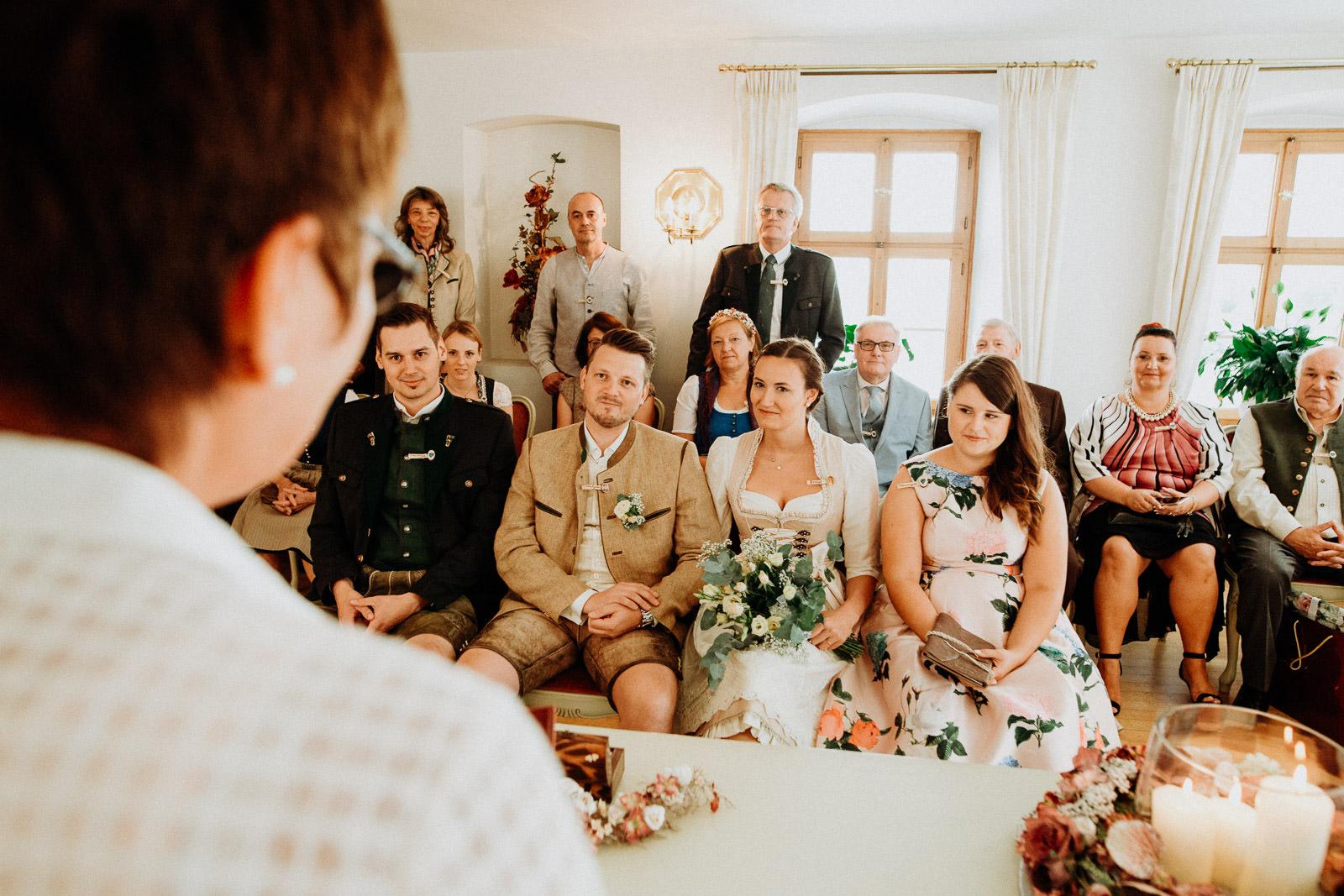 Standesamtliche Hochzeit in Freising, Weihenstephan 5