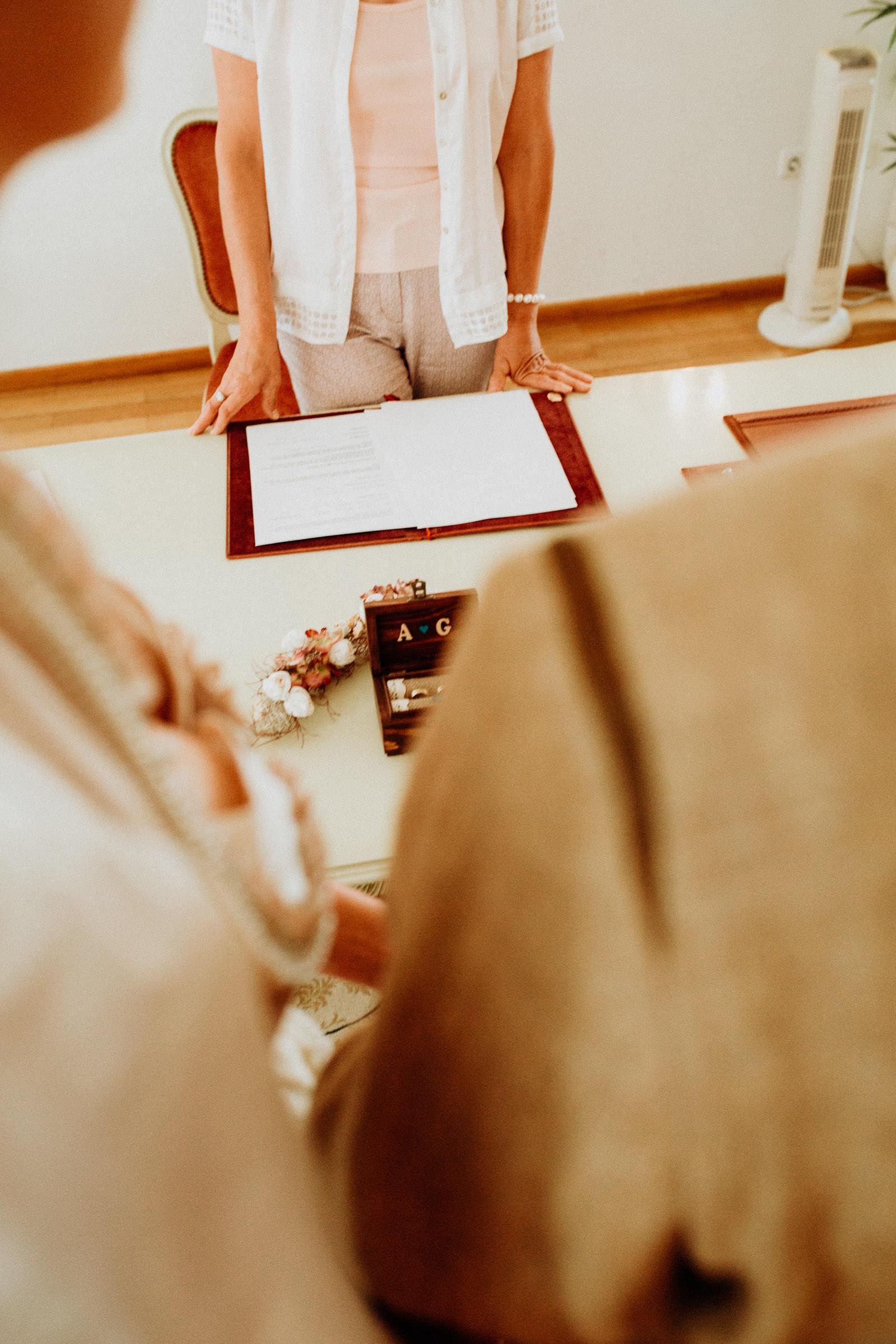 Standesamtliche Hochzeit in Freising, Weihenstephan 7
