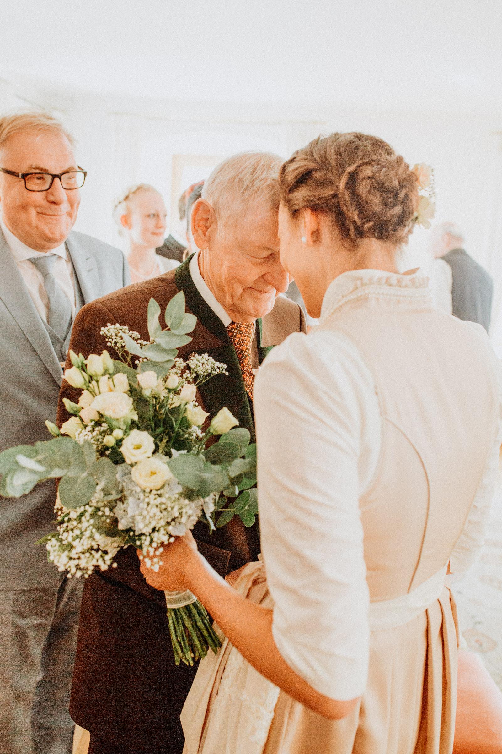 Standesamtliche Hochzeit in Freising, Weihenstephan 8