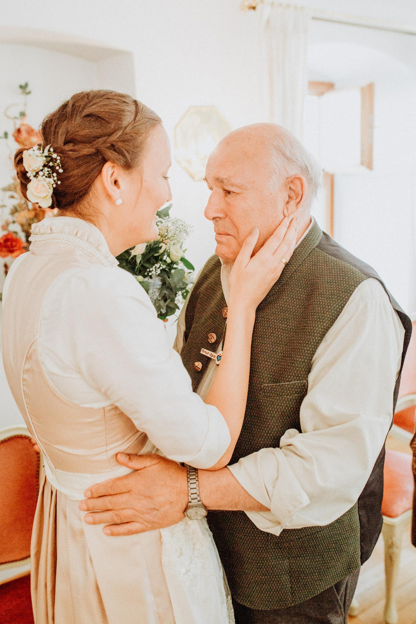 Standesamtliche Hochzeit in Freising, Weihenstephan 9
