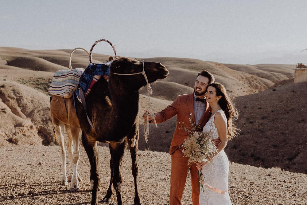 Marrakesh Elopement Hochzeit 191