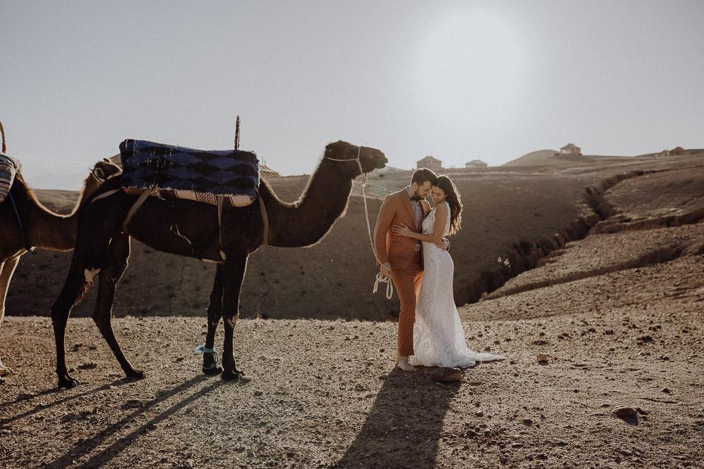 Marrakesh Elopement Hochzeit 192