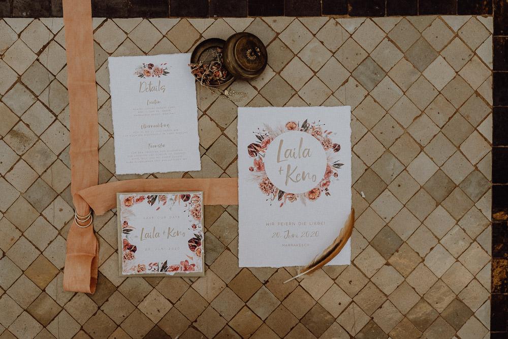 Marrakesh Elopement Hochzeit 118