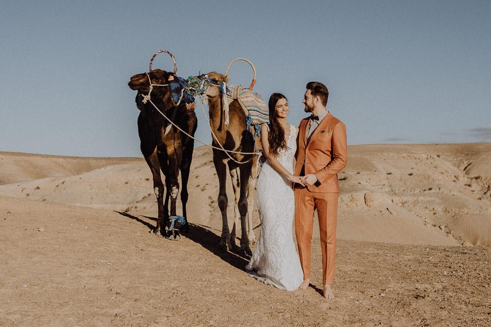 Marrakesh Elopement Hochzeit 199