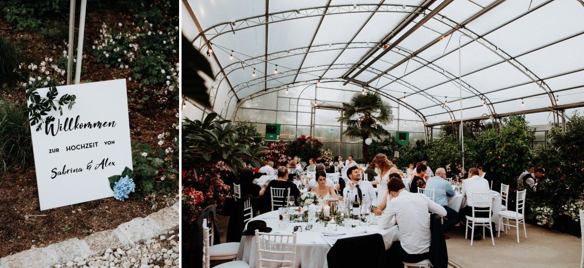 Alte Gärtnerei Taufkirchen Hochzeit 2