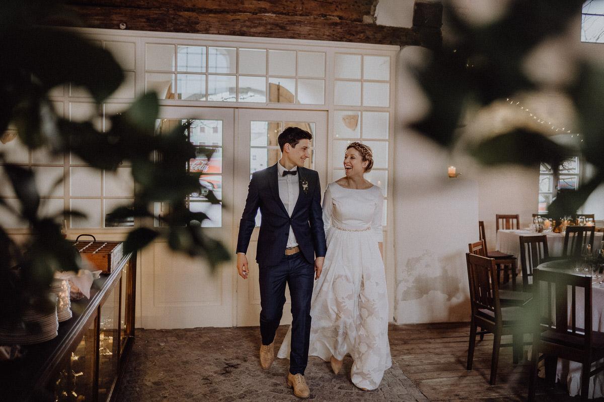 Brautpaarshooting im Sudhaus